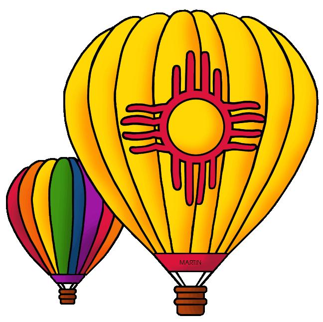 United states clip art. Clipart balloon airplane