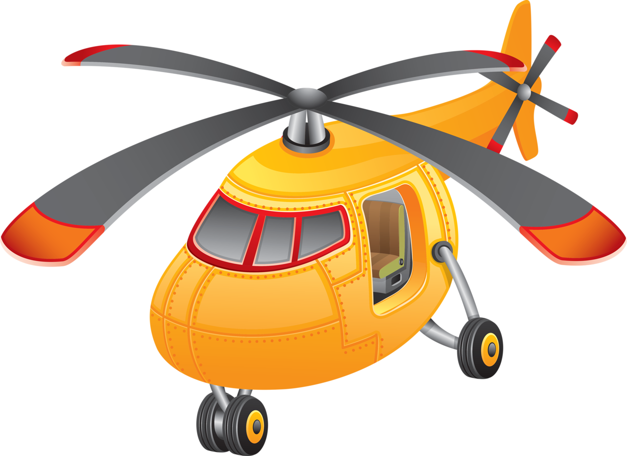 Helicopter clipart jet plane. Cartoon airplane group clip