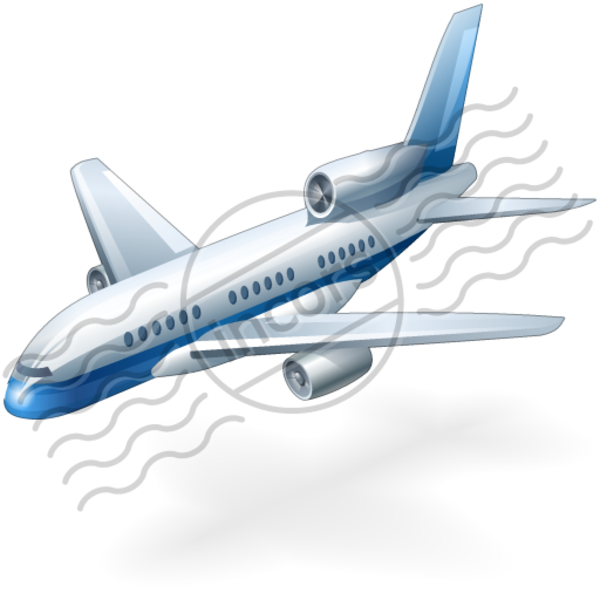 Clipart airplane cart. Free images at clker