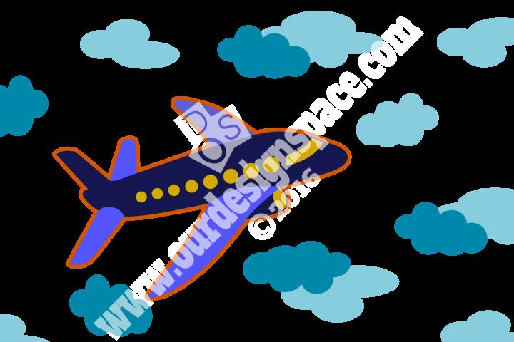 Ods design bundles. Clipart airplane cart