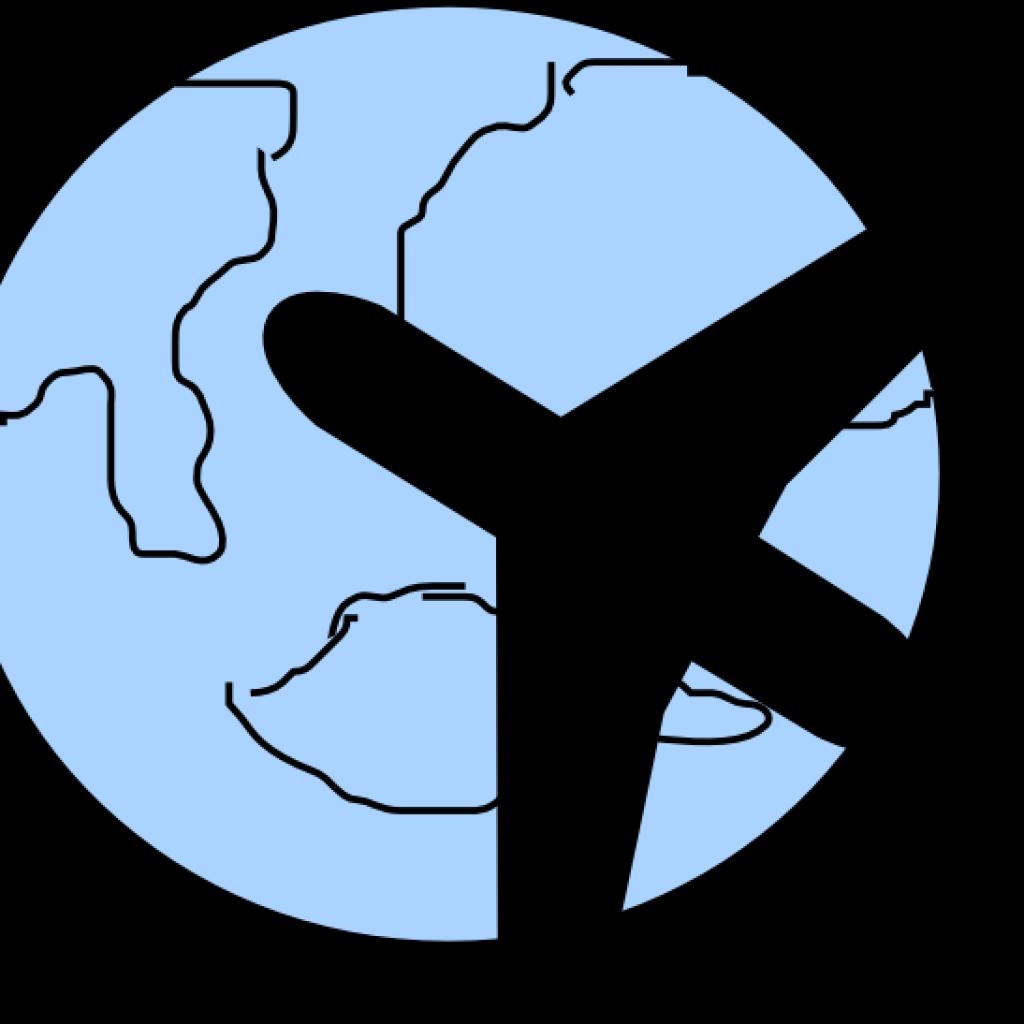 Purple clipart airplane. Cartoon at getdrawings com