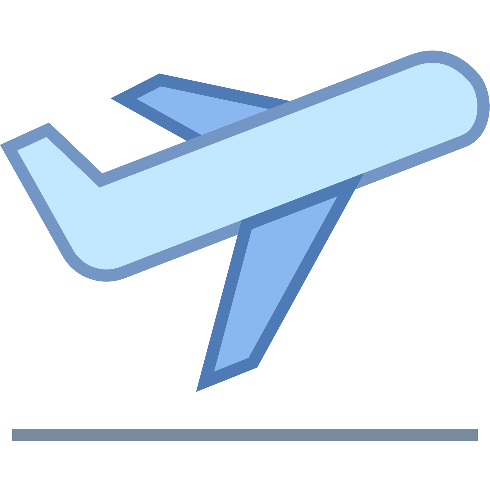 collection of plane. Clipart airplane departure