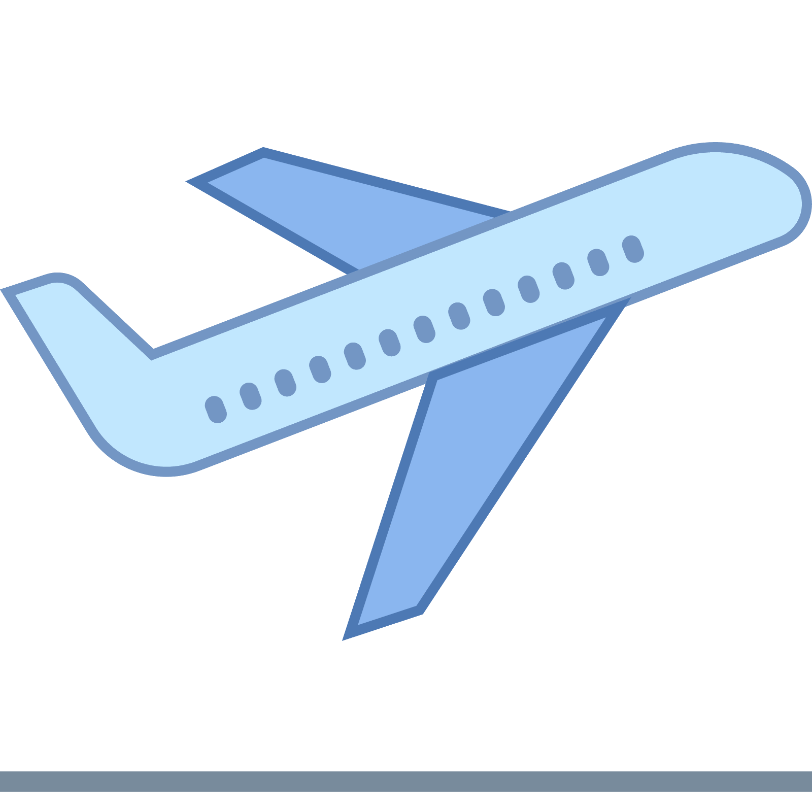 Clipart airplane departure. Take off icon free