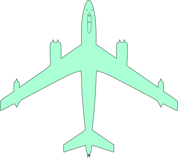 Sea foam green clip. Dot clipart airplane