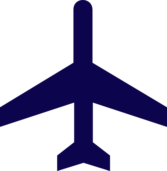 Purple clipart airplane. Blue plane clip art
