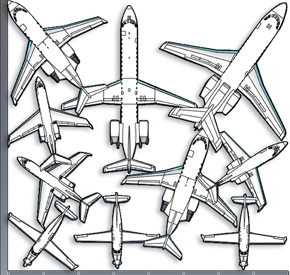 Airplane drawing at getdrawings. Jet clipart easy