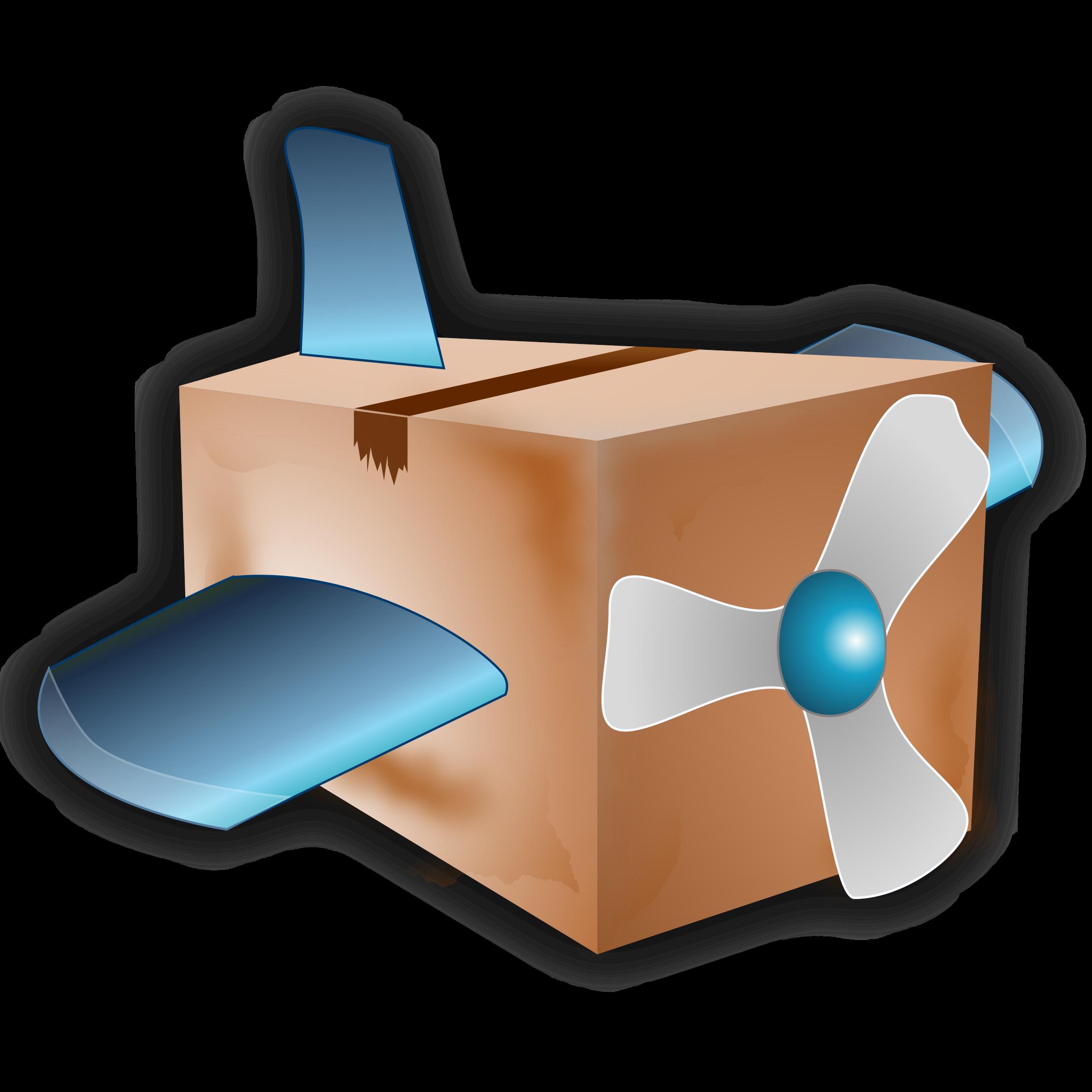 Clipart box shoe box. Carton engine big image