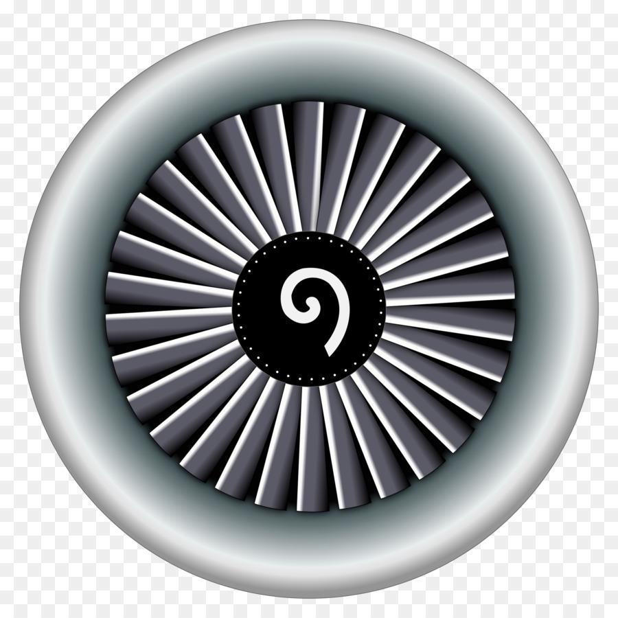 Circle wheel . Engine clipart airplane