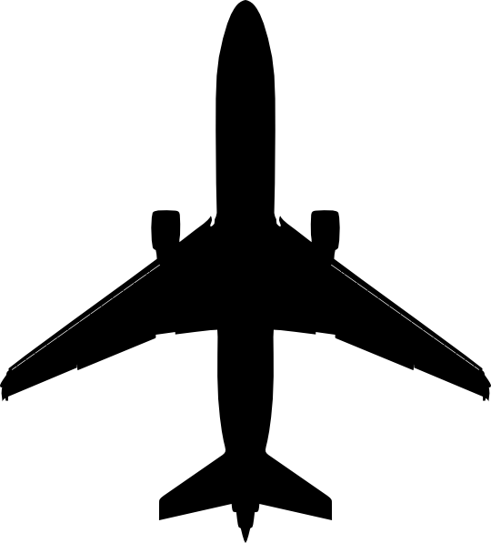 Dot clipart airplane. Plane clip art at