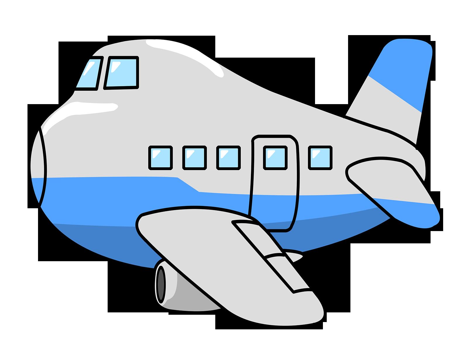 Sad airplane