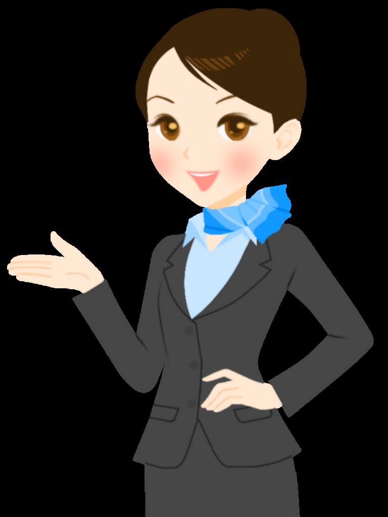 Girl clipart flight attendant. Aircraft cabin
