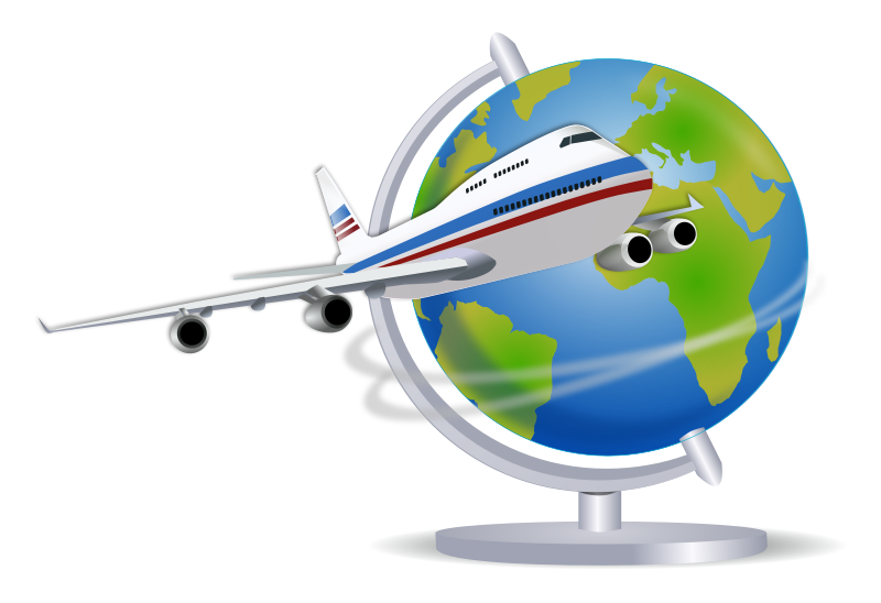 collection of with. Flying clipart globe