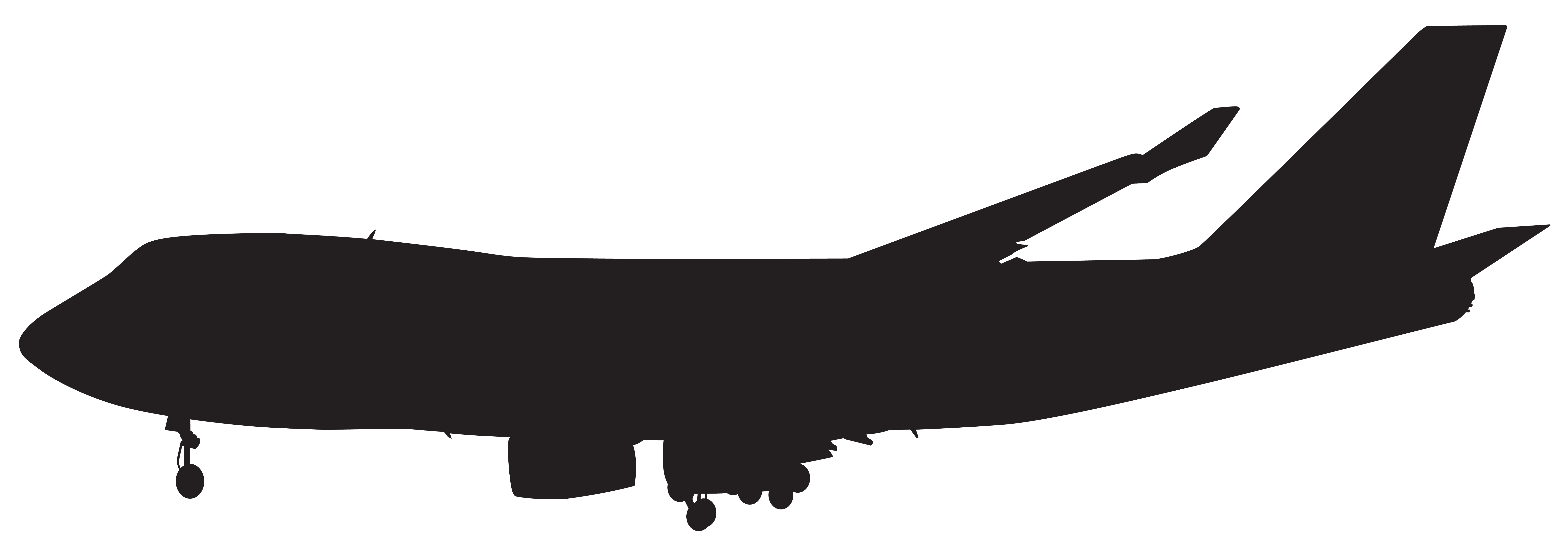 Airplane silhouette png clip. Sunset clipart dawn sunrise
