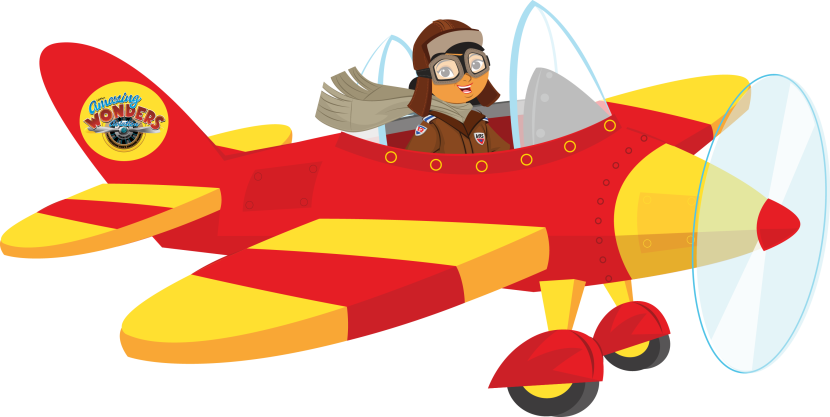 collection of airplane. Clipart plane old fashioned