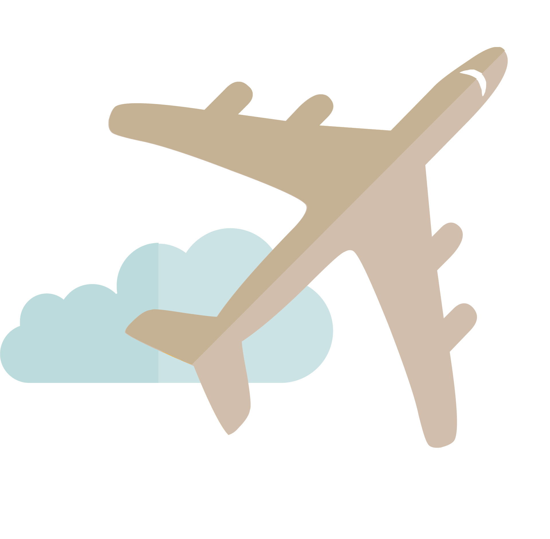 Flight aircraft clip art. Transportation clipart airplane symbol