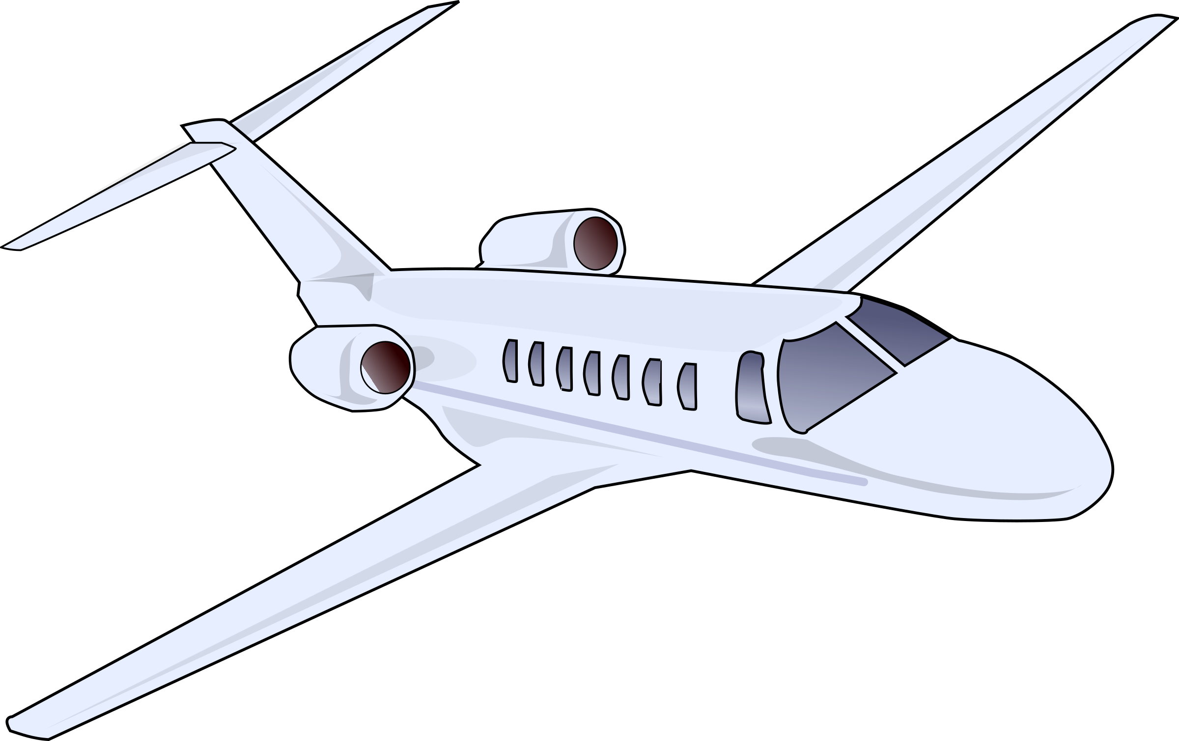 Jet clipart commercial airplane.  huge freebie download