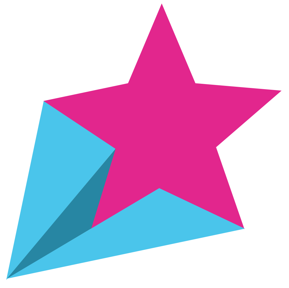 Clipart star meteor. Pink shooting pencil and