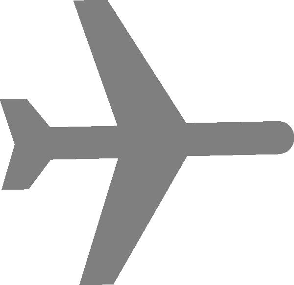Clip art at clker. Plane clipart cloud