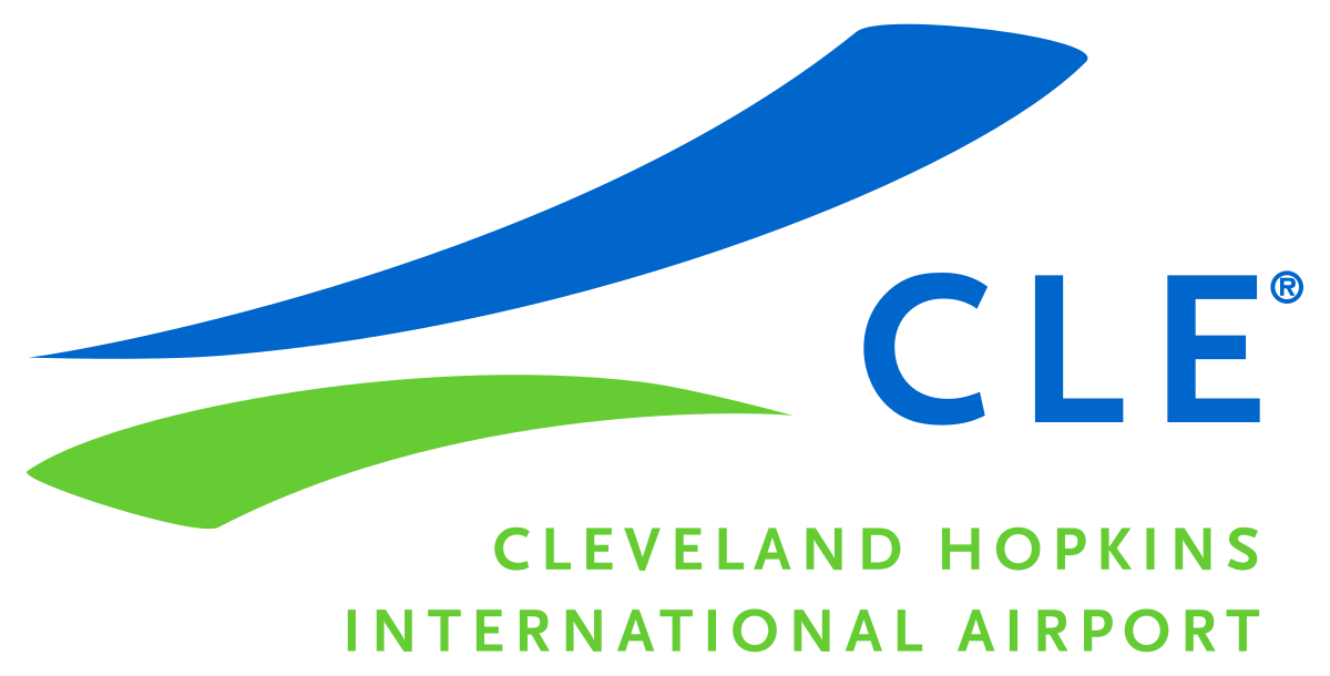 Passport clipart airline ticket. Cleveland hopkins international airport