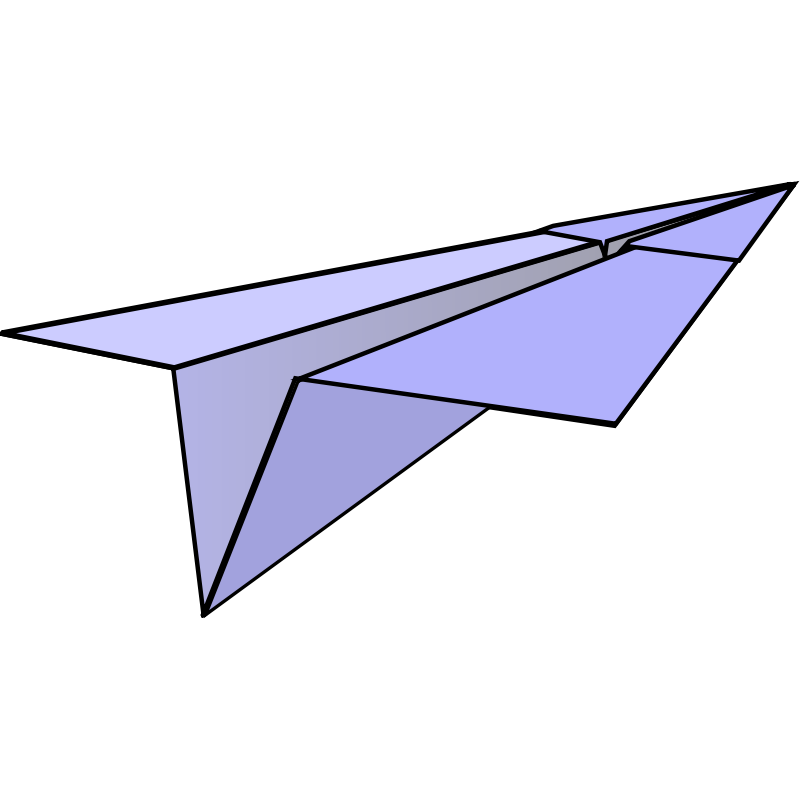Trail clipart paper airplane. Plane png image purepng
