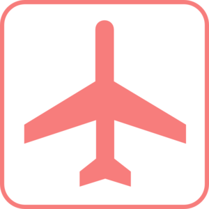 Clipart plane sign. Pink airplane clip art