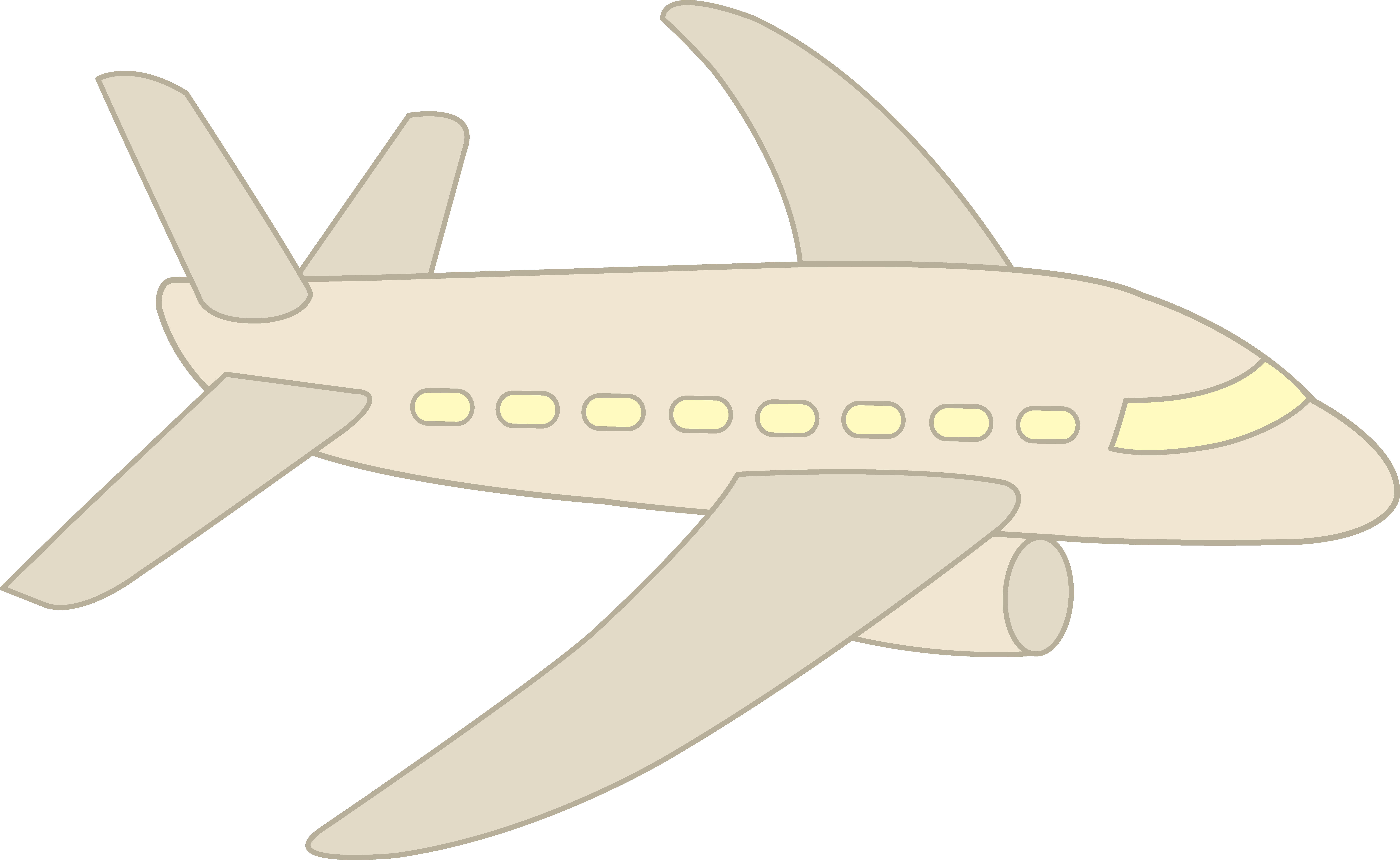 Jet clipart easy.  collection of simple
