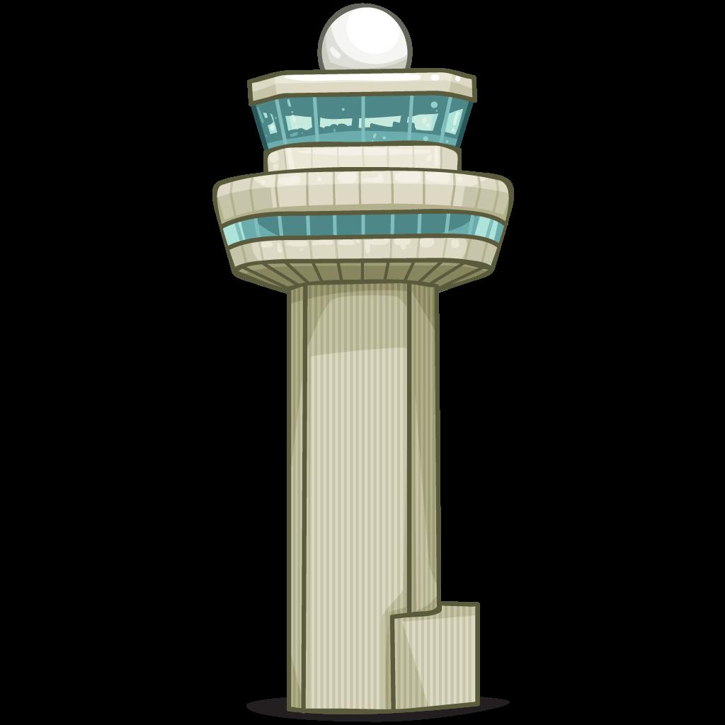 Air traffic control tower. Potato clipart potato famine