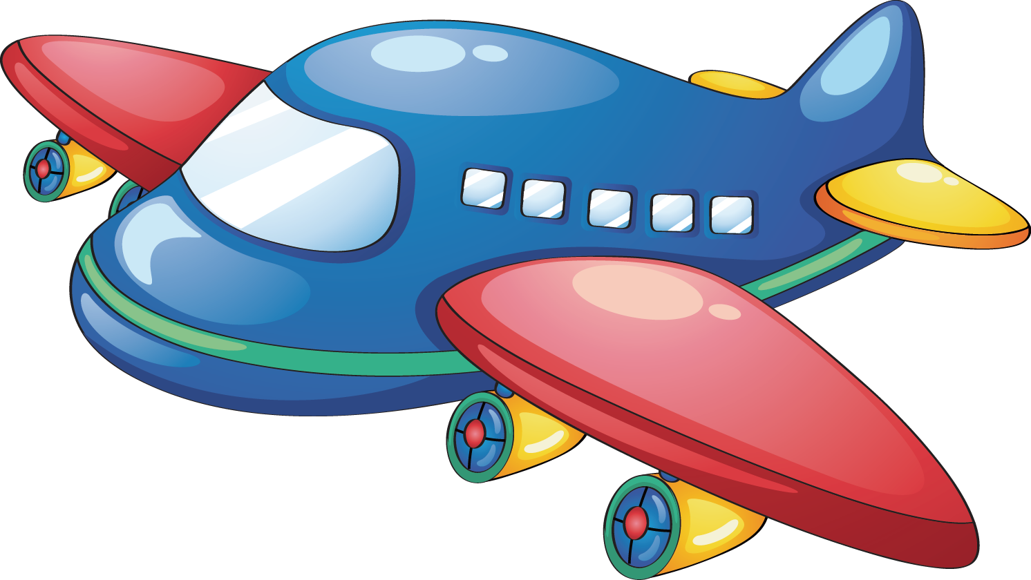Clipart rocket air transport. Airplane aircraft child royalty