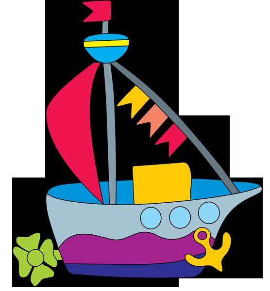 Kids clipart boat. Graphic design pinterest clip