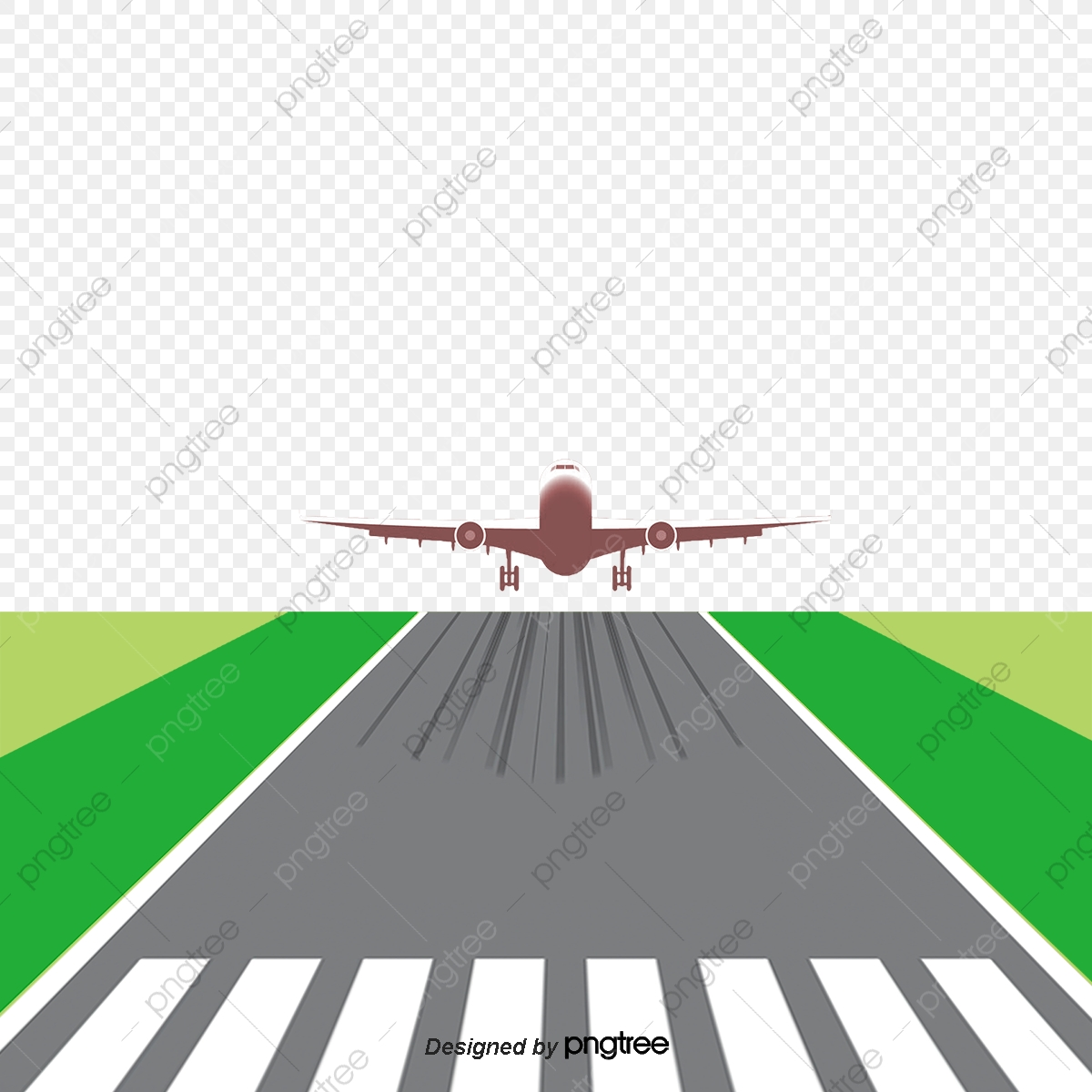 Clipart airplane track. Sun running on the