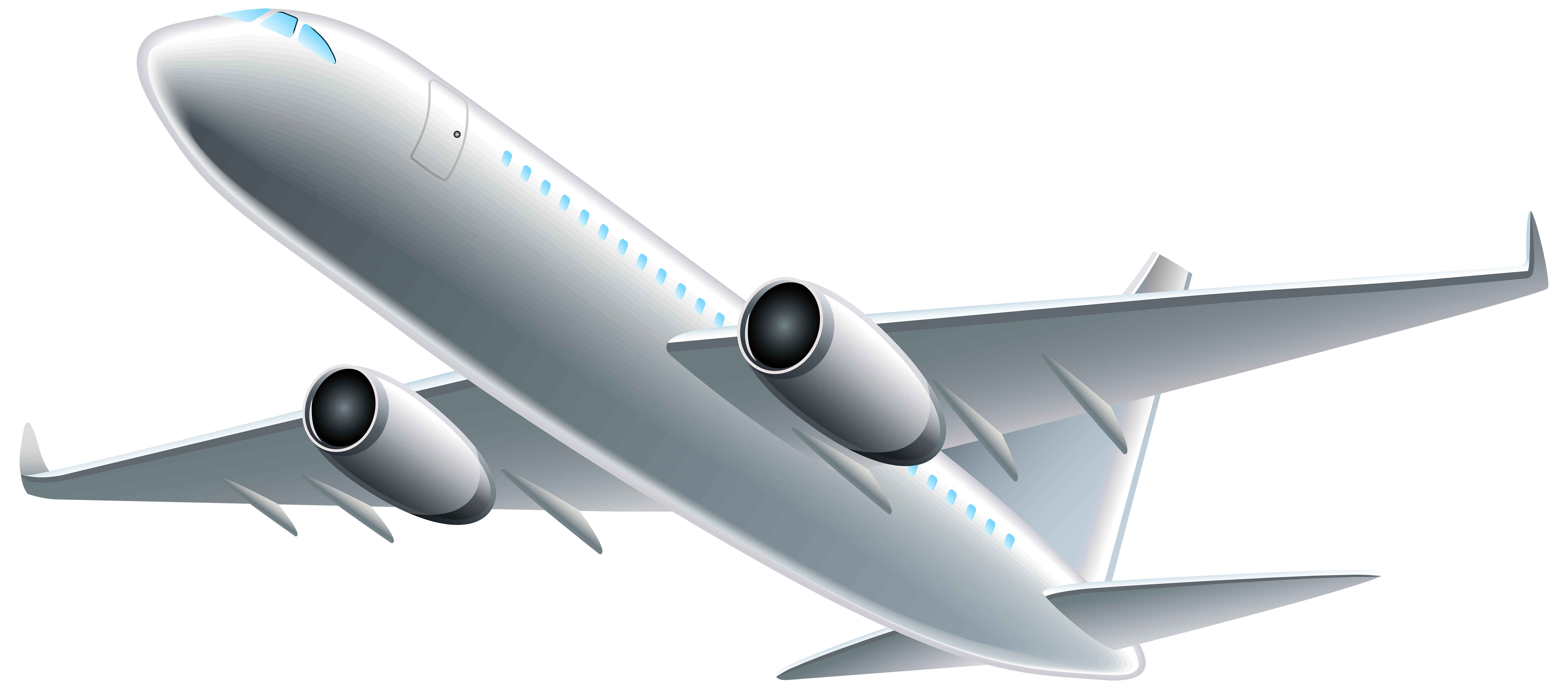 Clipart plane clear background. Airplane aircraft clip art