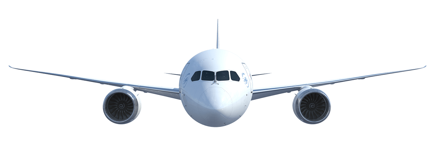 Boeing dreamliner aerom xico. Clipart plane voyage