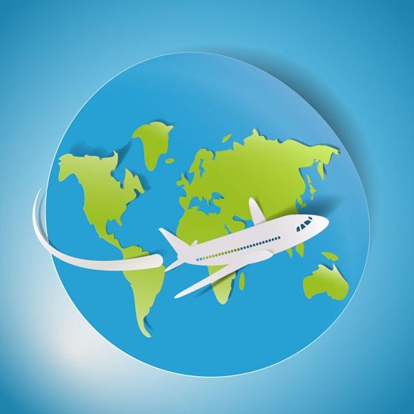 Clipart plane tourist. Free cliparts airplane travel
