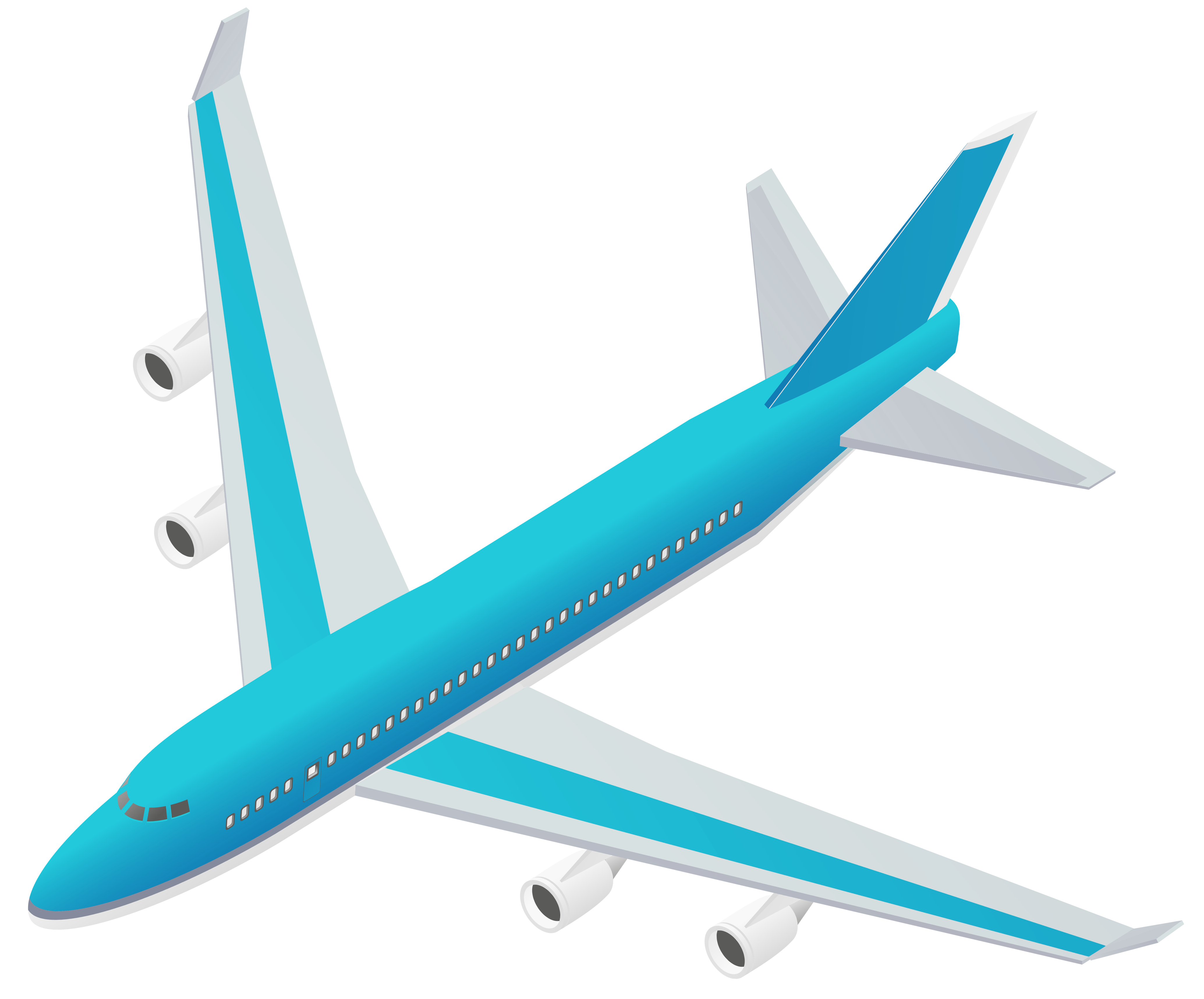 Blue transparent png vector. Clipart airplane valentine