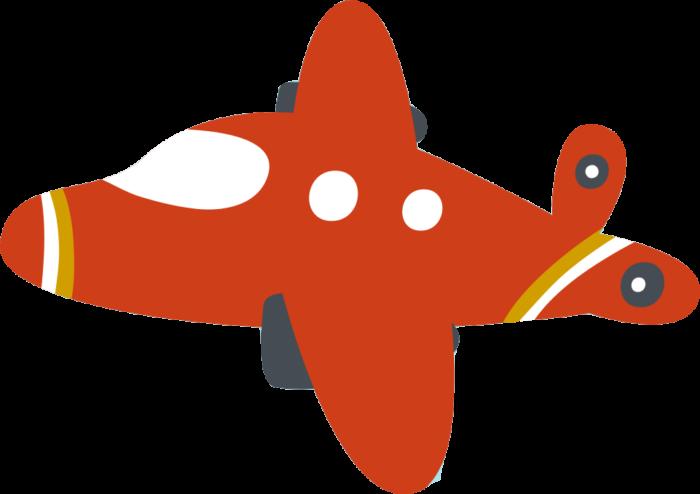 Cute airplane vector clip. Pocket clipart printable
