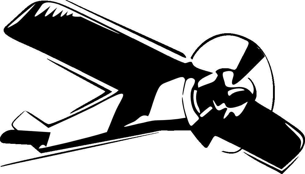 Clipart plane easy. Onlinelabels clip art high