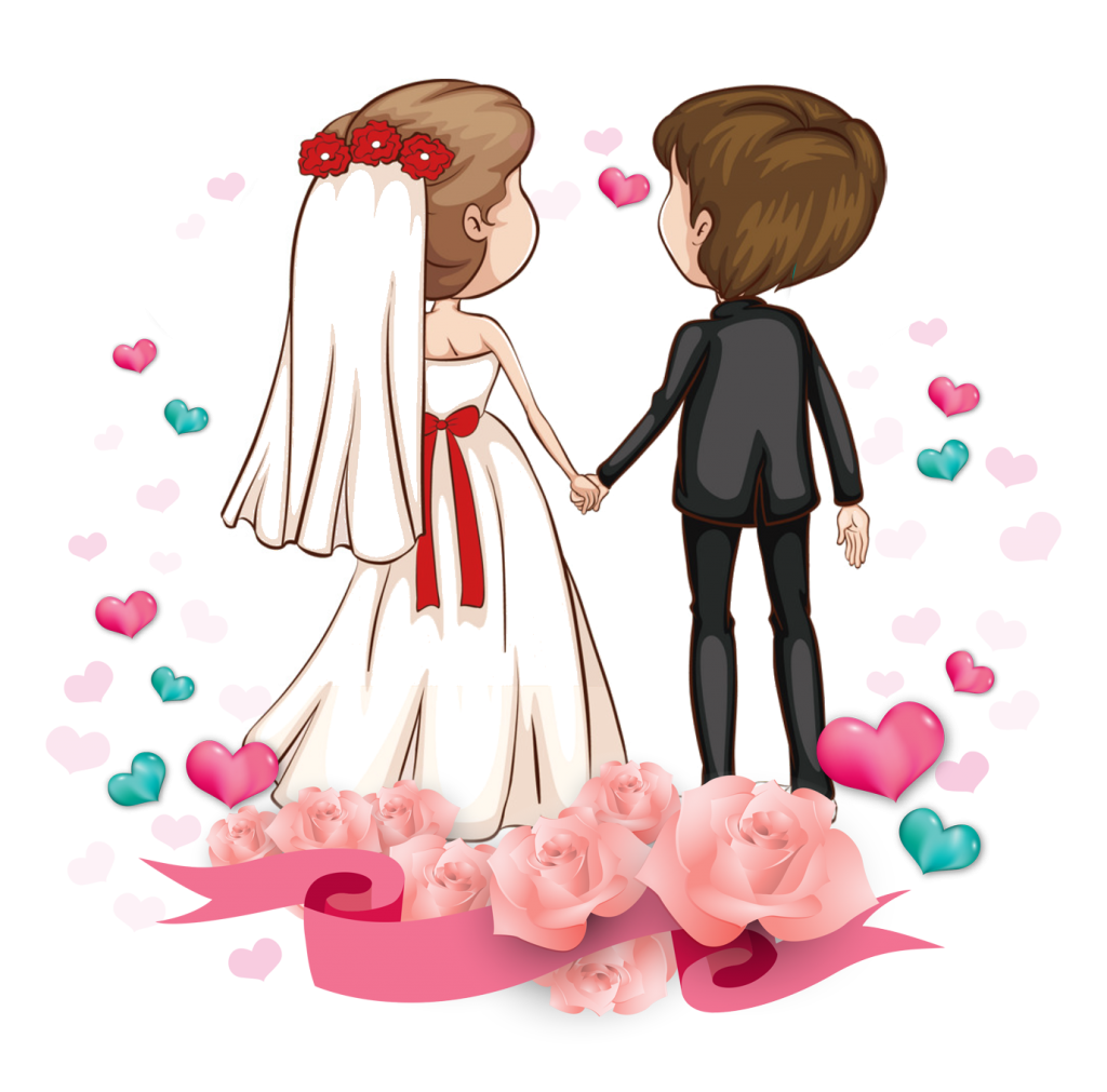 Couple free download peoplepng. House clipart wedding