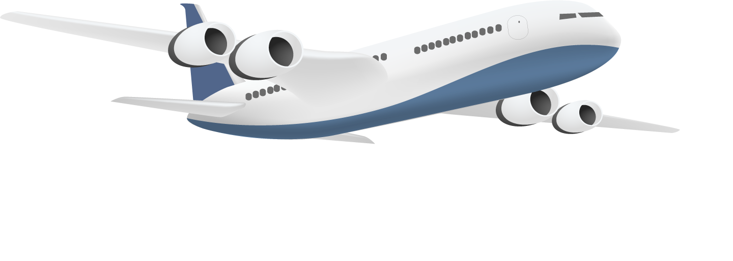 collection of plane. Luggage clipart airplane