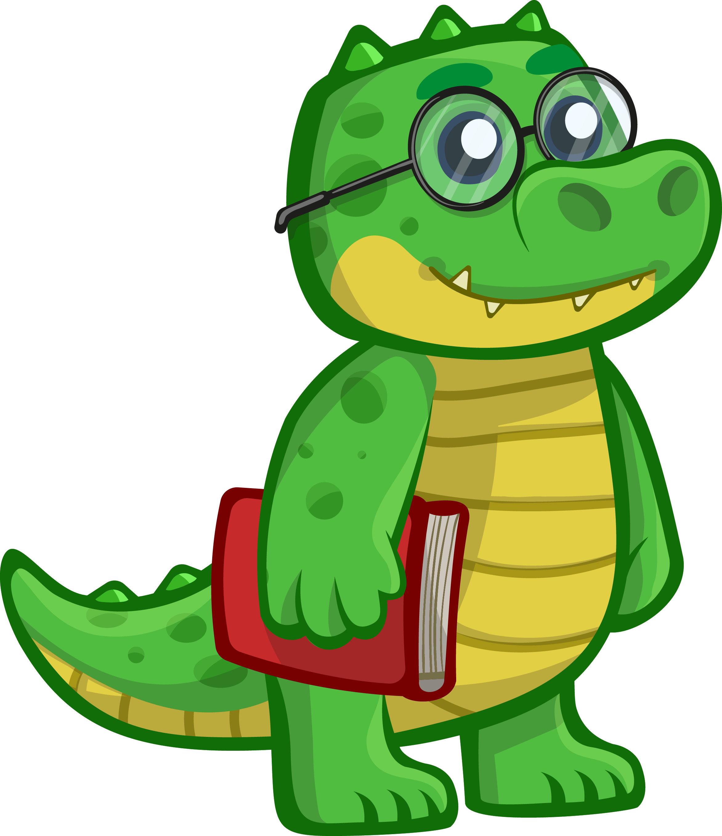 Alligator clipart zoo animal