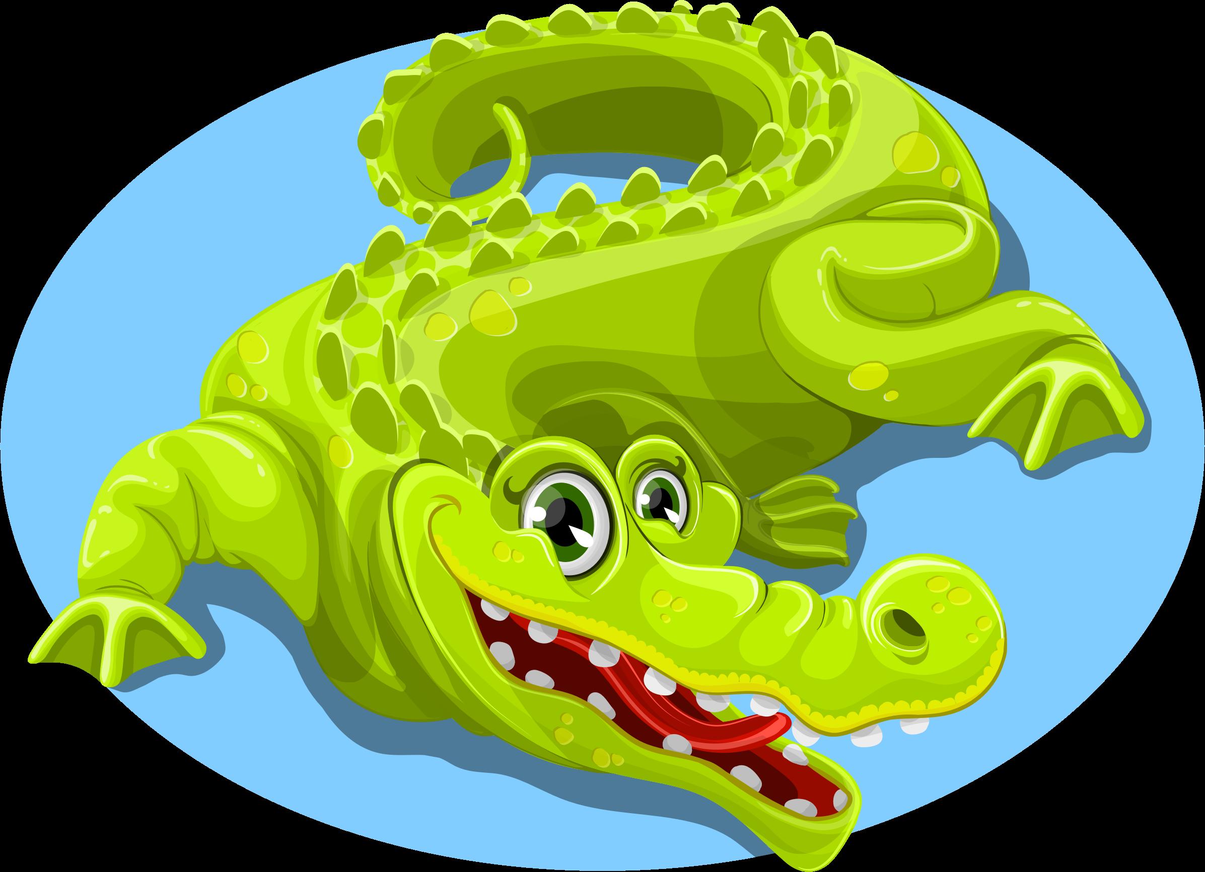 Big image png. Gator clipart alligator