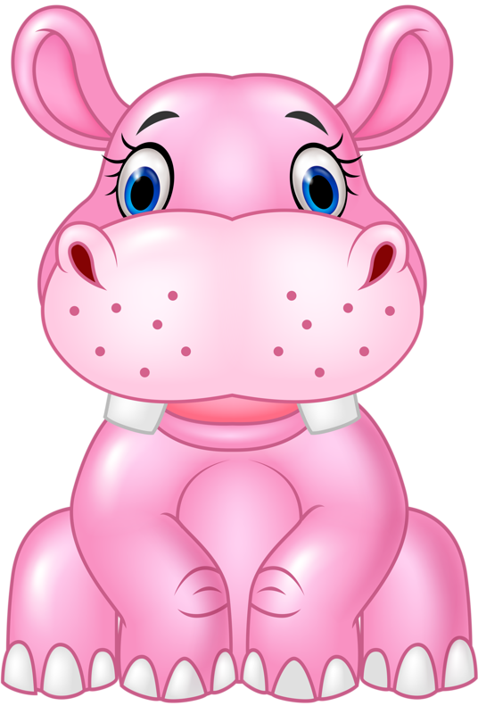 png pinterest baby. Clipart hippo zoo animal