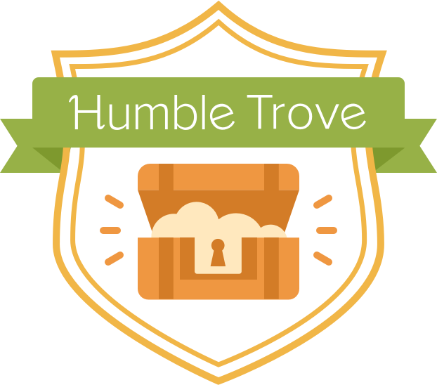 Humble trove explore the. Evidence clipart monthly report