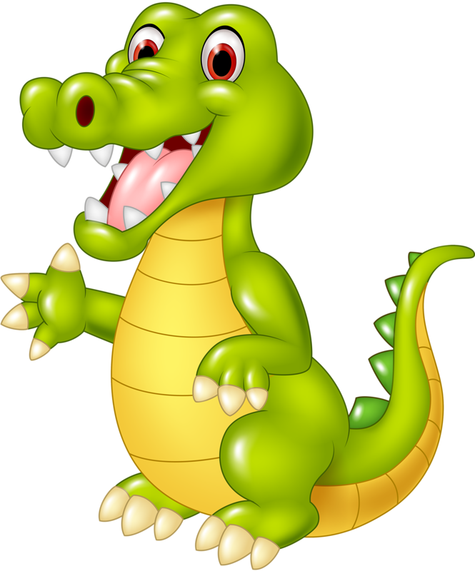 Coloring clipart crocodile.  png tools wood