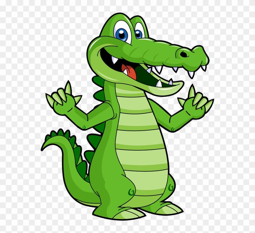 Clipart alligator cute, Clipart alligator cute Transparent ...