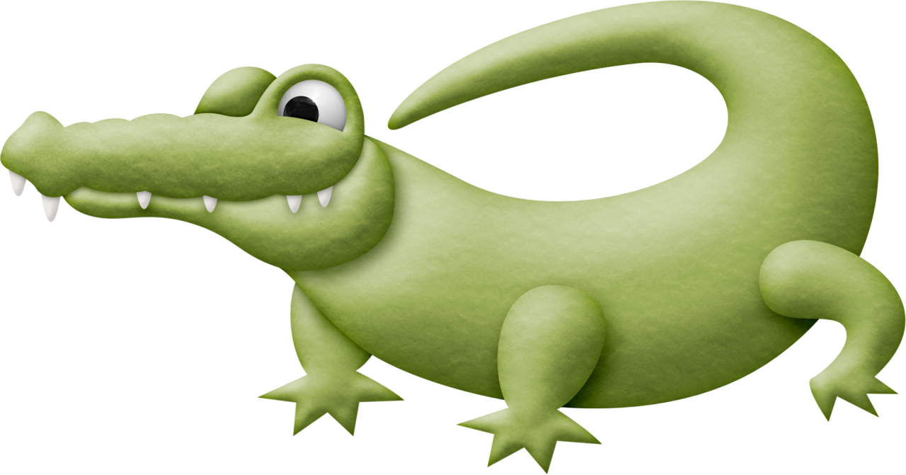 Grunt roar and snort. Jungle clipart crocodile