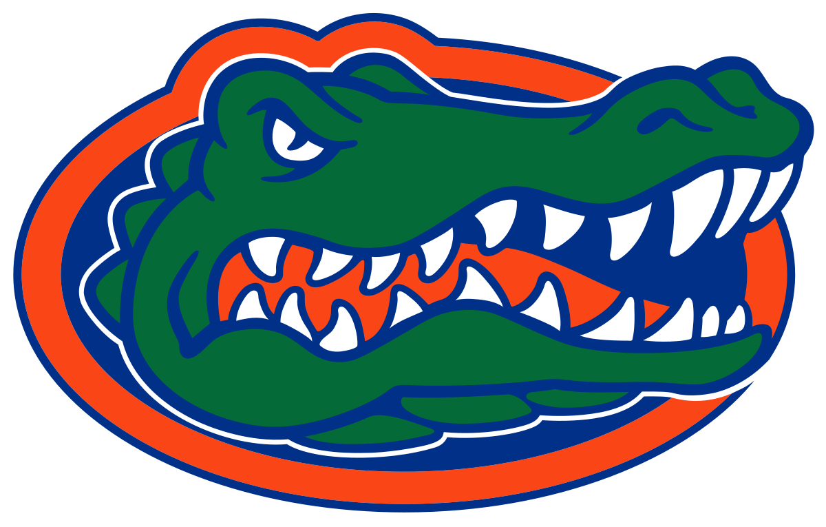 Florida gators wikipedia . Clipart volleyball gator