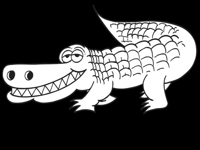 Nest clipart alligator. Animal free black white