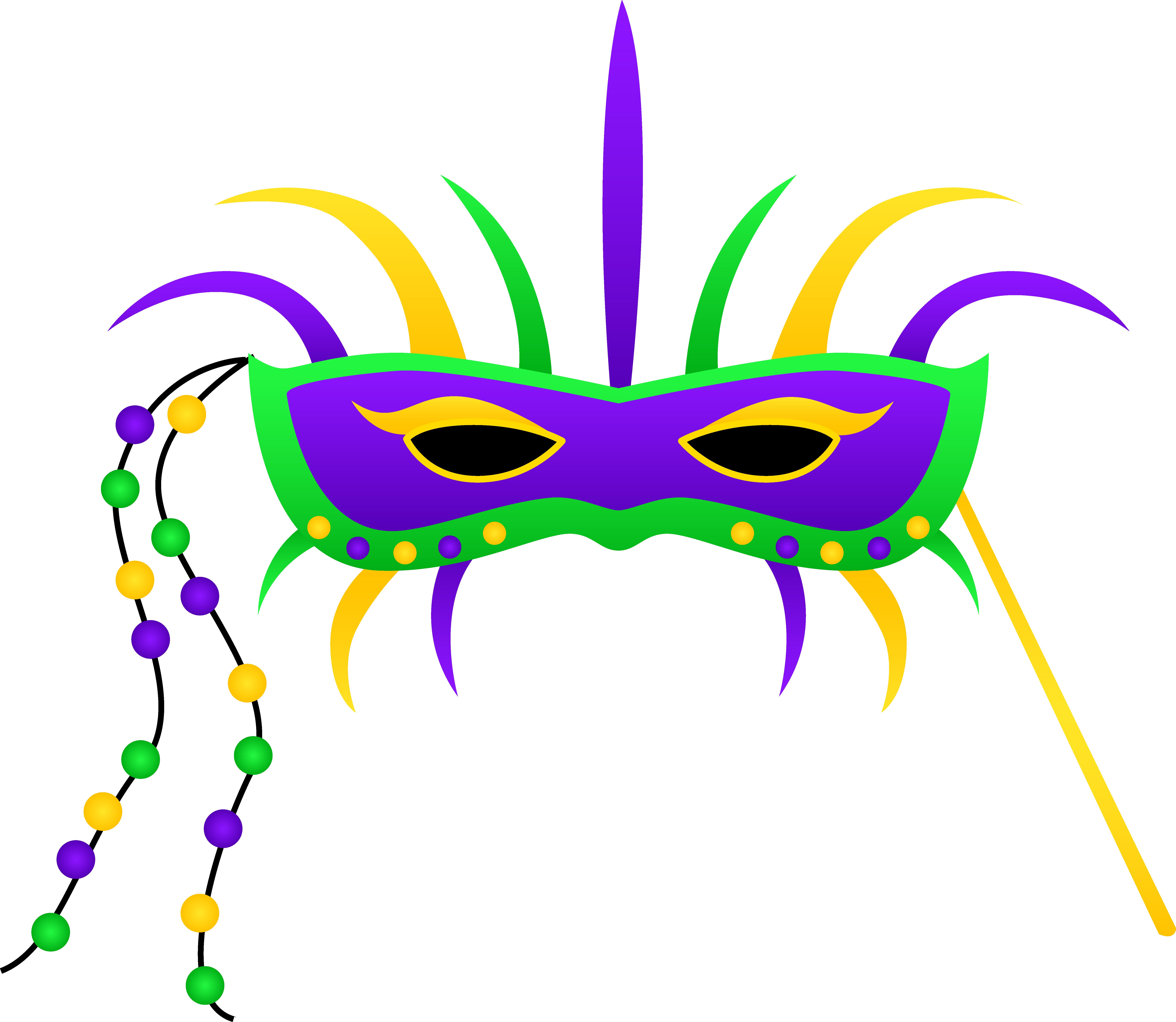Clipart free carnival. Mardi gras clip art