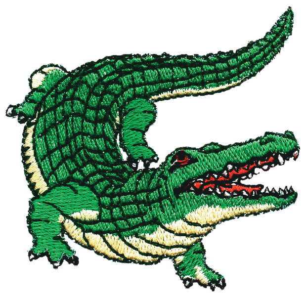 Gator clipart alligator. Nile crocodile at getdrawings