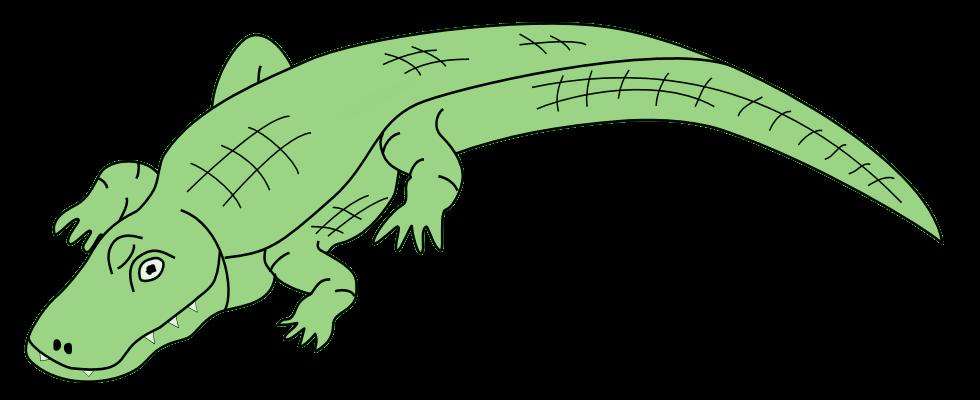 Crocodile clipart bad.  collection of alligator
